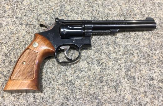 Smith & Wesson 17 .22 lr