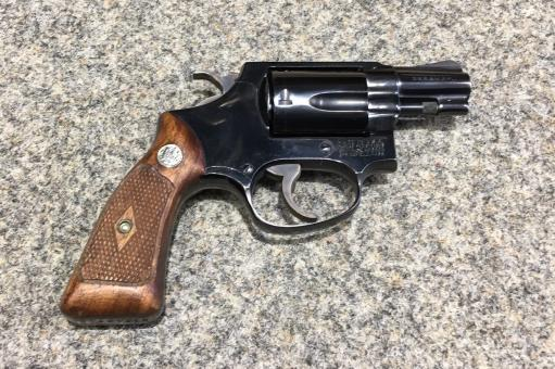 Smith & Wesson 36 .38 Spez.
