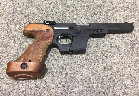 Walther GSP .22 lr.