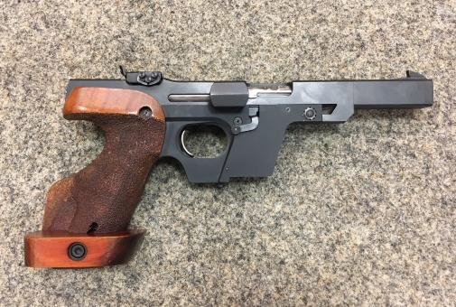 Walther GSP 32 .32 S&WLong